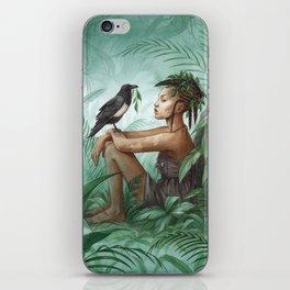 Kadiatou ~ A Compendium Of Witches iPhone Skin