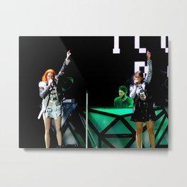 Icona Pop Metal Print