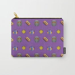 Awesome Mix Vol 1- Space Gem Purple Carry-All Pouch