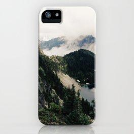 Eunice Lake iPhone Case