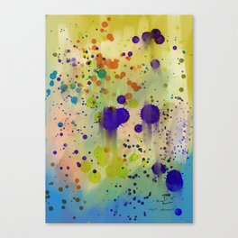 Shurooq - Sunrise Canvas Print