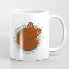 Little Fox - Cute Animals Coffee Mug