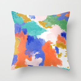 Stay Golden Throw Pillow