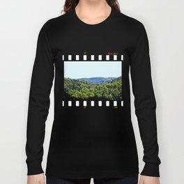 Ocean Green Long Sleeve T-shirt