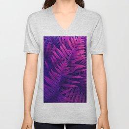 Ferns#2 Unisex V-Neck