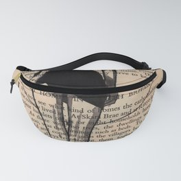Licorice Fanny Pack