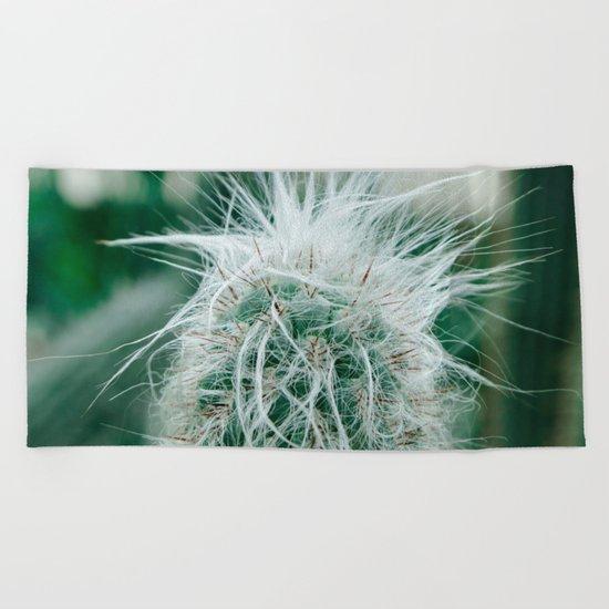 Cactus 06 Beach Towel