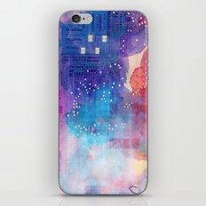 Cyberspace iPhone Skin