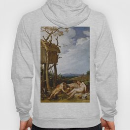 Abraham Bloemaert - Parable of the Wheat and the Tares (1624) Hoody