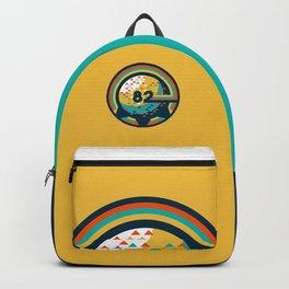 Spaceship 82 Backpack