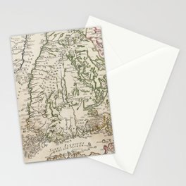 Finland 1745 Stationery Cards