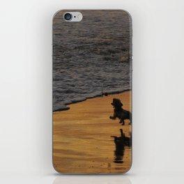 Fearless Determination, Plentiful Joy iPhone Skin