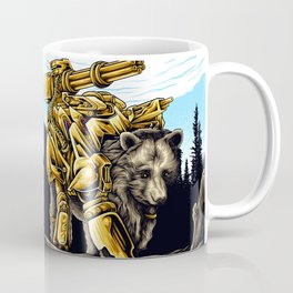 Golden Bearborg Coffee Mug