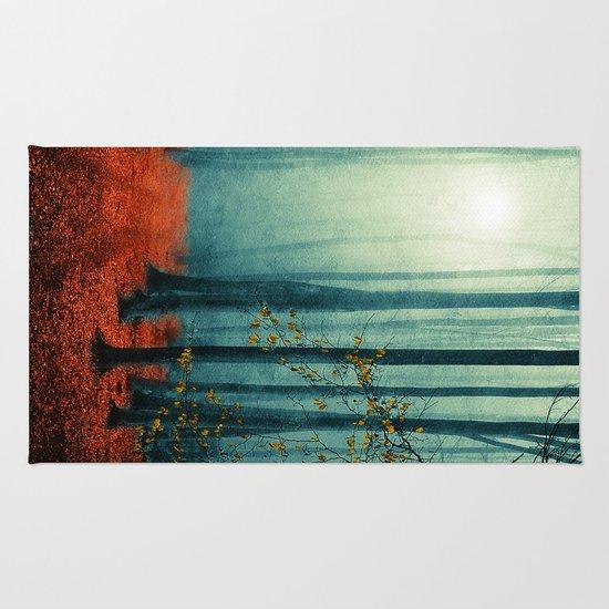 Landscape (colour option) Rug
