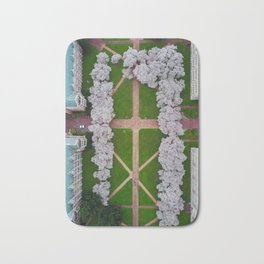 UW Cherry Blossoms: Spring Bath Mat