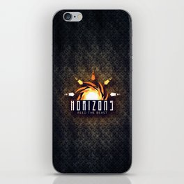 Horizons iPhone Skin