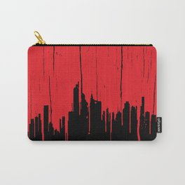 Paint it Red Carry-All Pouch