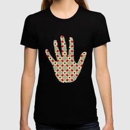 Embellecimiento Pattern T-shirt