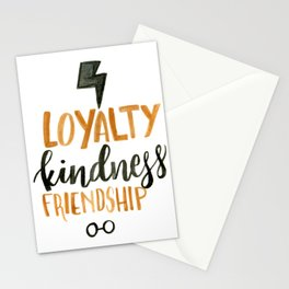 The Most Loyal Stationery Cards