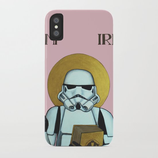"""EMPIRE"" - Star Wars, Stormtrooper iPhone Case"