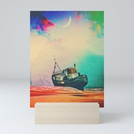 Sea Of Sand Mini Art Print