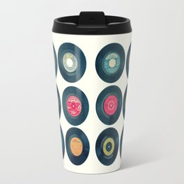 Vinyl Collection Travel Mug