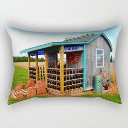 Gar's Tavern Rectangular Pillow