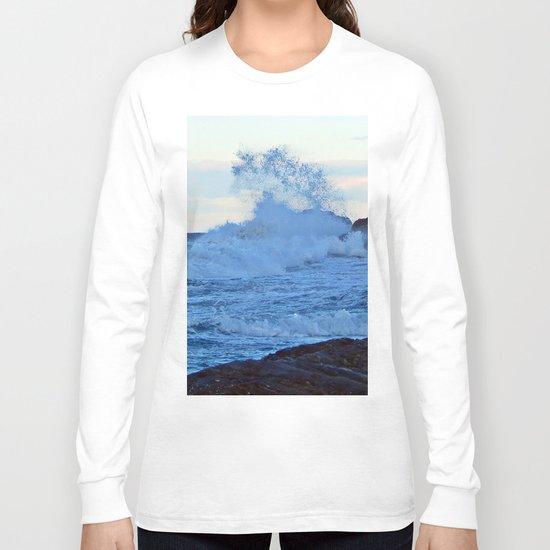 Exploding Surf  Long Sleeve T-shirt