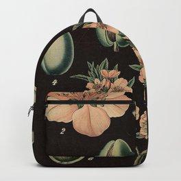 Botanical Almond Backpack