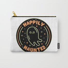 Happily Haunted Carry-All Pouch