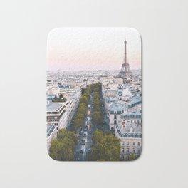 Paris City Bath Mat