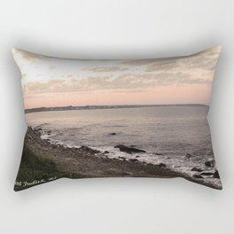 A Bit Of Paradise Rectangular Pillow