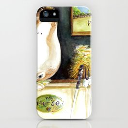 Polo Horse Style iPhone Case