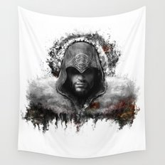 assassins creed ezio auditore Wall Tapestry