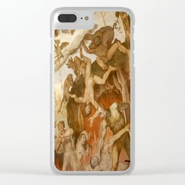 Brunelleschi Cupola, Florence Duomo Clear iPhone Case