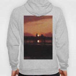 Watching the Sunset Hoody