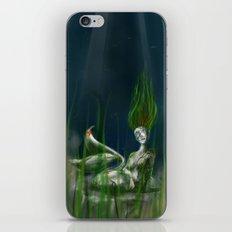 Stone Siren iPhone & iPod Skin