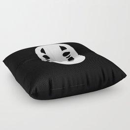 Minimal Cinema - Kaonashi/Spirited Away Floor Pillow