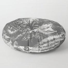 Indian Jungle Floor Pillow
