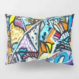 Shirakawago 白川村 #society6 #decor #buyart Pillow Sham