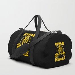 Vegan Muscle Duffle Bag