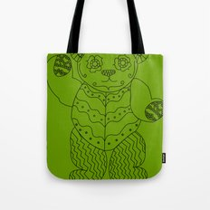 Bear of the Day Tote Bag