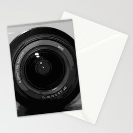 The Camera Never Lies Stationery Cards