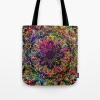 portal Tote Bags featuring Portal by Georgiana Paraschiv