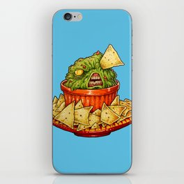 GUACAMOLE PARTY iPhone Skin