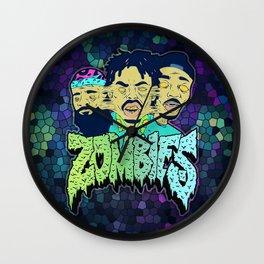 FLATBUSH ZOMBIES Wall Clock