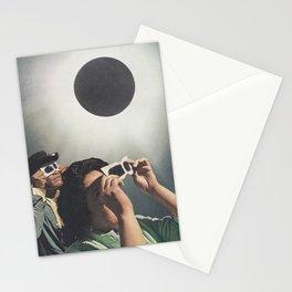 Lunar Moon Stationery Cards
