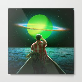 To New Horizons Metal Print