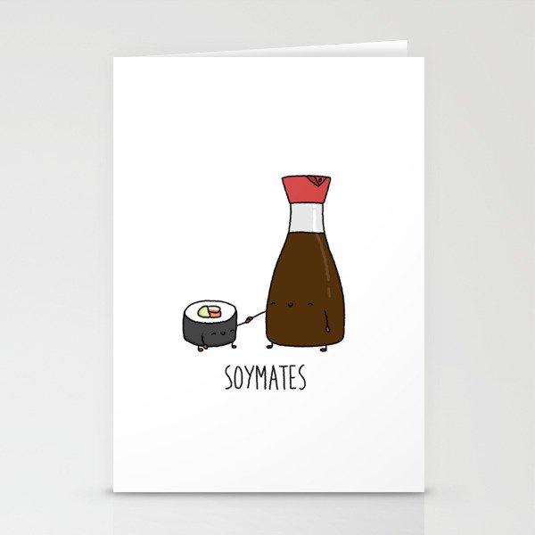 Soymates Stationery Cards