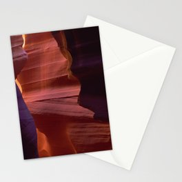 Antelope Slot Canyon With Mystical, Magical Wonder Stationery Cards